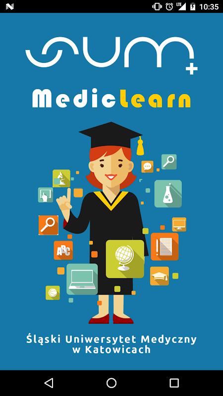 MedicLearn - aplikacja studencka prosto z SUM
