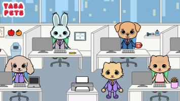 Yasa Pets Tower Screen