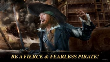 Pirates of the Caribbean: ToW Screen