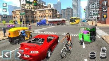 Tuk Tuk Rickshaw Driver 2019: City Transport Game Screen