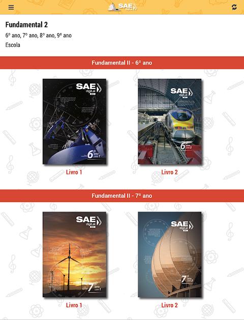 Livros Digitais SAE Digital