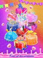 Mirror Cake - Fashion Sweet Desserts Screen