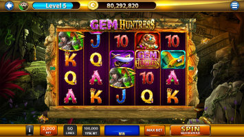 Chumba Lite - Fun & Free Slots Casino Screen
