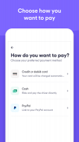 Easy Tappsi, a Cabify app Screen