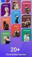 NovelCat - Read fiction & Write your story Screen