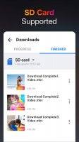 HD Video Downloader App - 2019 Screen