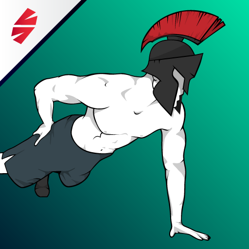 Spartan Home Workouts - No Equipment Apk for Android icon
