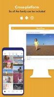 BackThen - Baby milestone & private photo album Screen