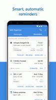 SMS Organizer Screen