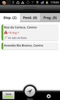 UNIÃO SAJ TÁXI - Taxista Screen