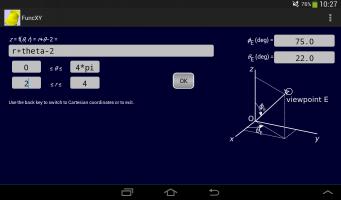 FuncXY Screen