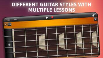 Guitar Solo HD Screen