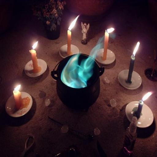 Magic. Conspiracies. Privorot. Spells. Rituals. Apk for Android icon