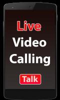 Live Video Call : Live Talk - Random Video Chat Screen