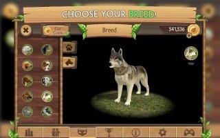 Dog Sim Online: Raise a Family Screen