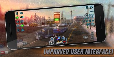 Truck Simulator USA - Evolution Screen