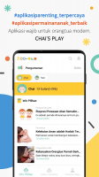 Chai's Play - Aplikasi parenting & permainan anak Screen