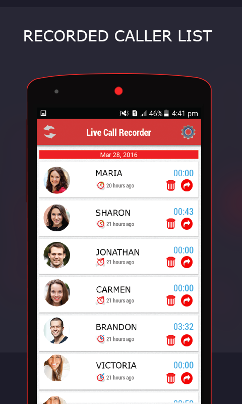 Live Call Recorder