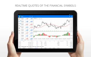 MetaTrader 5 — Forex & Stock trading Screen