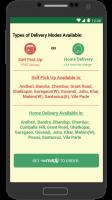 DMart Ready  - Online Grocery Shopping Screen