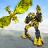 Ultimate Dragon Robot Transform Battle War Game 1.2