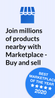 Marketplace - Buy and sell Screen