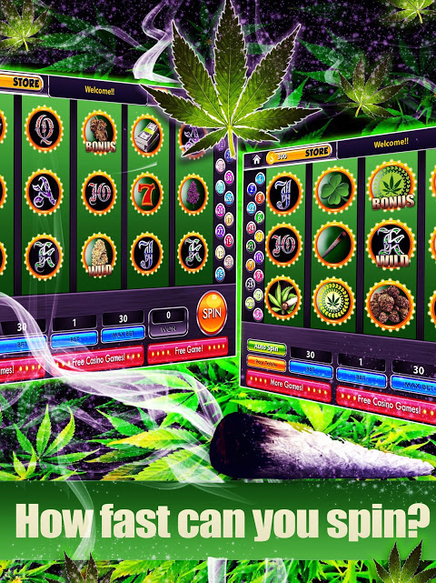 Lucky Weed – Free slots