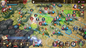 Endless War Screen