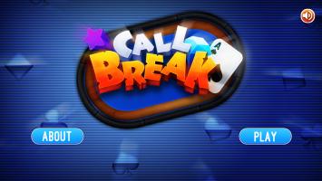 Call Break Screen