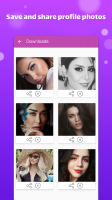 Profile download for Instagram (HD) Screen