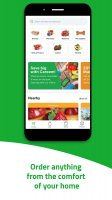 Careem - Rides, Food, Shops, Delivery & Payments Screen