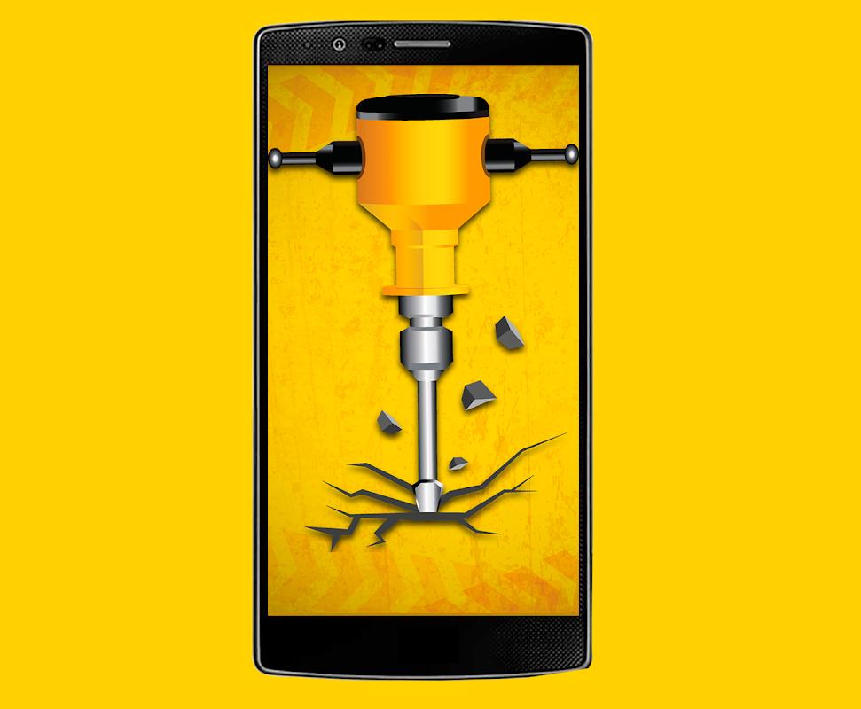 Mobile Jackhammer