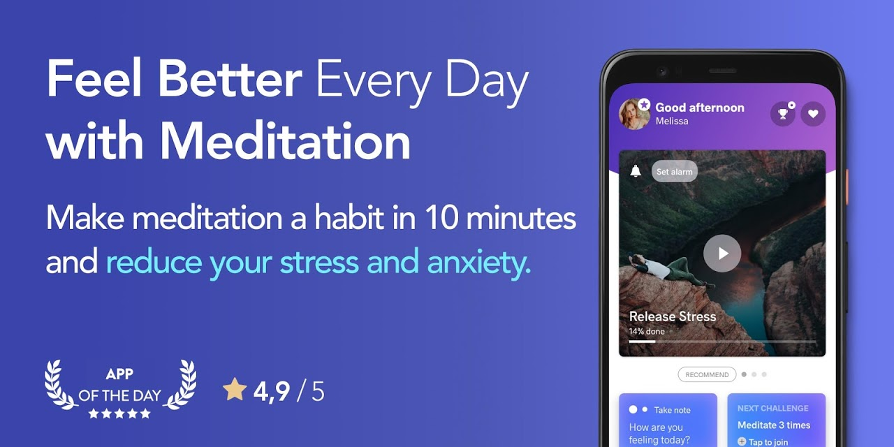Meditopia: Breathe, Anxiety