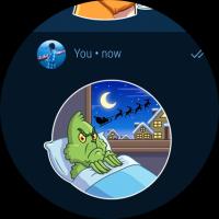 Telegram Screen