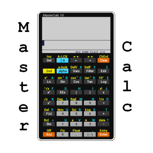 MC50 Programmable Calculator Apk for Android icon