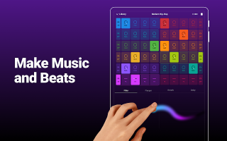 Groovepad - Music & Beat Maker Screen