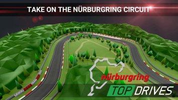 Top Drives – Car Cards Racing Screen