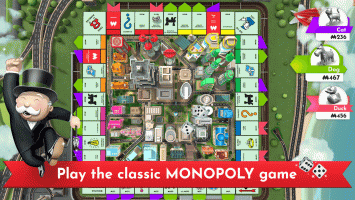 Monopoly - Board game classic about real-estate! Screen