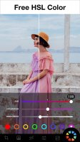 Photo Editor, Filters for Pictures - Lumii Screen