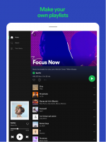 Spotify: Free Music and Podcasts Streaming Screen