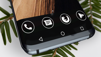 Monoic Icon Pack: White, Monotone, Minimalistic Screen