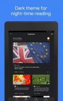 Google News – Top world and local news headlines Screen