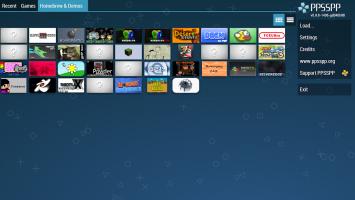 PPSSPP Gold - PSP emulator Screen