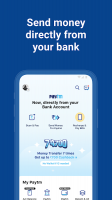 Paytm -UPI, Money Transfer, Recharge, Bill Payment Screen