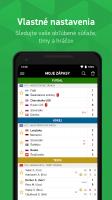 FlashScore - športové výsledky Screen