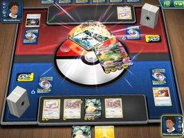 Pokémon TCG Online Screen