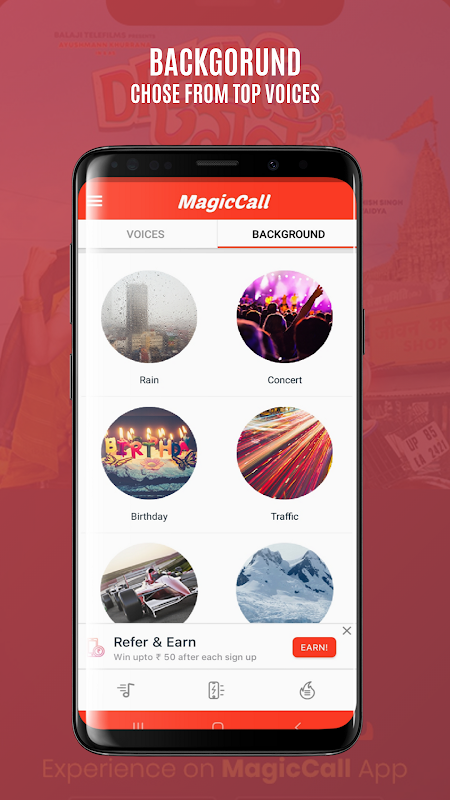 MagicCall – Voice Changer App