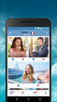 France Dating App - Meet, Chat, Date Nearby Locals Screen