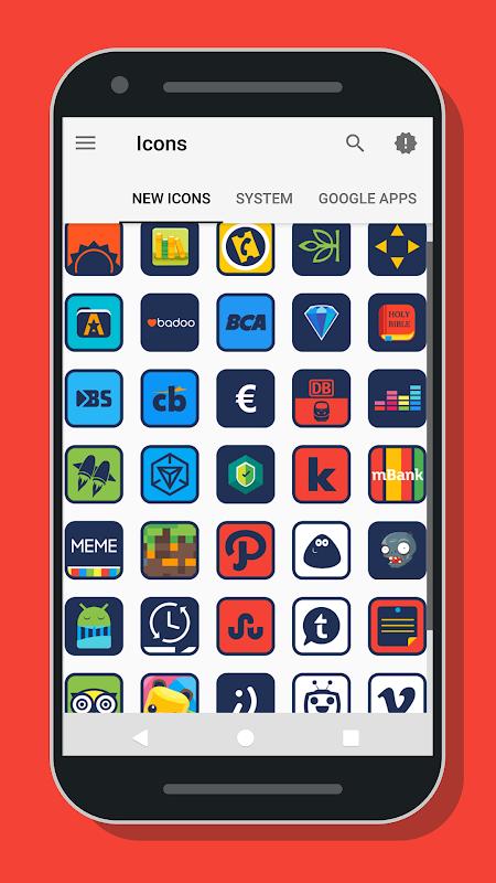 Merrun - Icon Pack