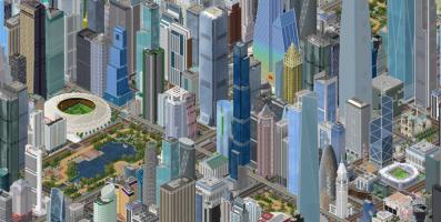 TheoTown - City Simulator Screen